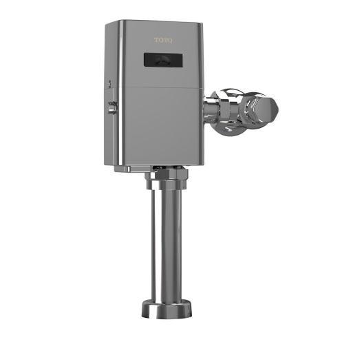 EcoPower Toilet Flush Valve - 1.6 GPF V.B. Set - Polished Chrome Finish