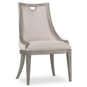 Dining Room Sanctuary Upholstered Side Chair - 2 per carton/price ea