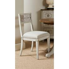 Hillside Bistro Chair - Feather