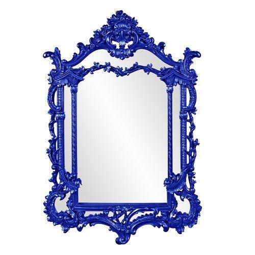 Howard Elliott - Arlington Mirror - Glossy Royal Blue