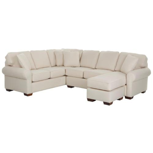 Gallery - Sectional - Right or Left HF