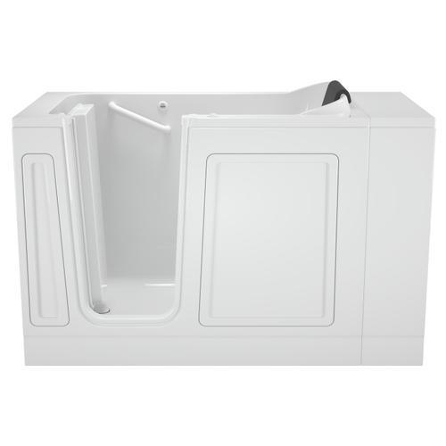 "Luxury Series 28"" X 48"" Walk-in Tub Air Bath  American Standard - White"