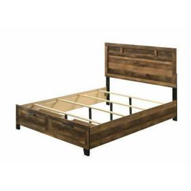 ACME Storage Queen Bed - 28590Q