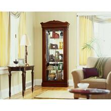 Howard Miller Embassy Curio Cabinet 680243