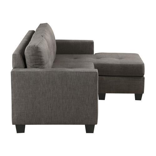 Homelegance - Reversible Sofa Chaise