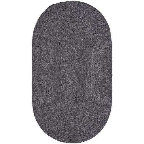 """Capel Rugs - Simplicity Metal - Oval - 20"""" x 30"""""""