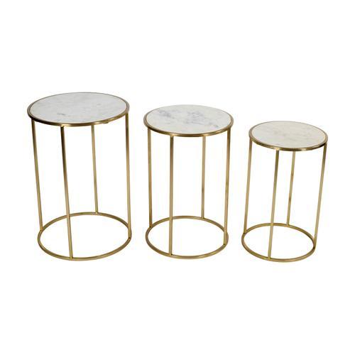 Riviera Nesting Table - Set of 3