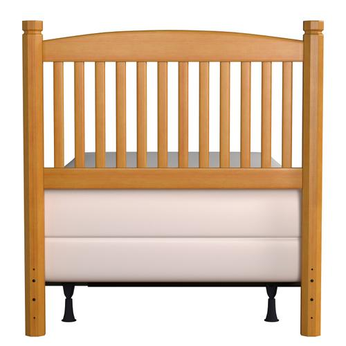 Oak Tree Twin Headboard - Country Pine