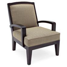 Sam Moore Living Room Exposed Wood Chair