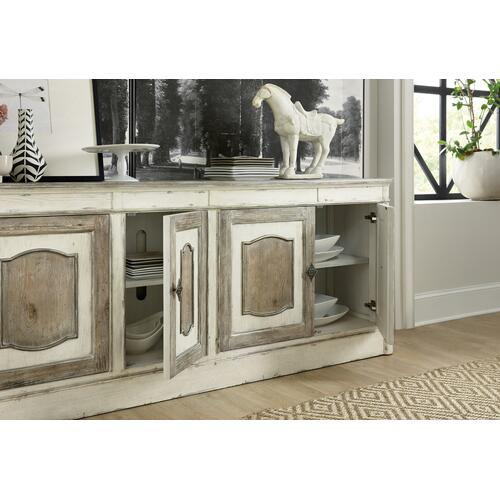 Hooker Furniture - Sanctuary Tres Grand Buffet