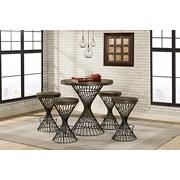 Kanister Counter Height 5 Piece Dining Set Product Image
