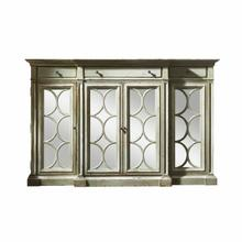 Bahama Sideboard/Curio with Mirror Doors