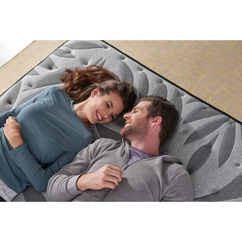 Response - Posturepedic Plus - Satisfied II - Medium - Pillow Top - Twin
