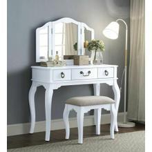 See Details - Abelus Vanity Desk