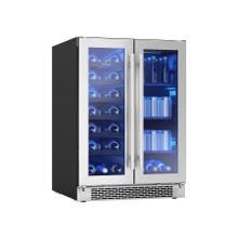View Product - Brisas French Door Wine & Beverage Cooler