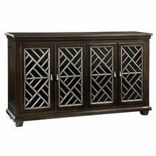 2-7300 Transitional Entertainment Console