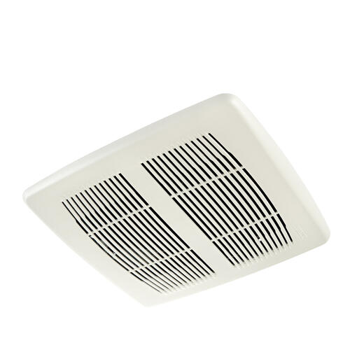 "Broan-NuTone® Wall Vent Kit, 3"" or 4"" Round Duct"