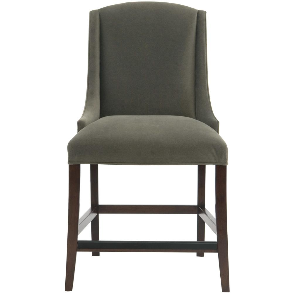 Slope Counter Stool in Cocoa
