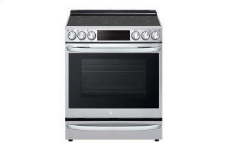 6.3 cu ft. Smart Wi-Fi Enabled ProBake Convection™ InstaView™ Electric Slide-in Range with Air Sous Vide and AirFry