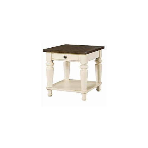 La-Z-Boy - Heartland Rectangular Drawer End Table