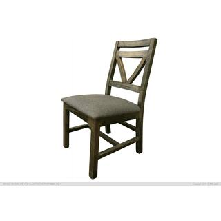 See Details - Chair w/fabric seat