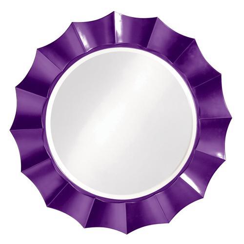 Howard Elliott - Corona Mirror - Glossy Royal Purple