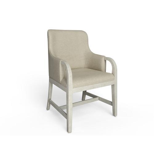 Hillside Arm Chair - Feather