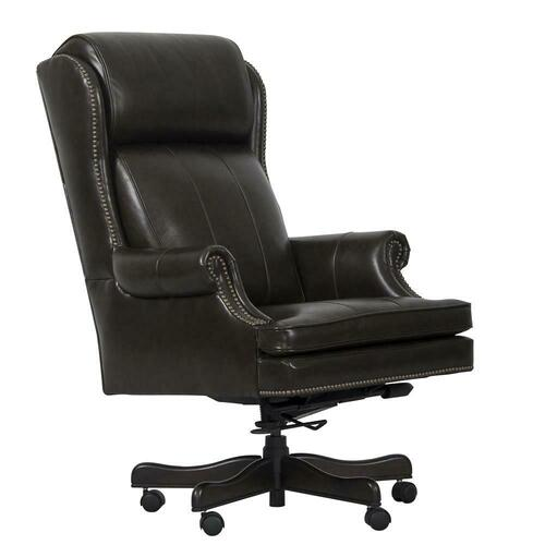 Parker House - DC#105-PBR - DESK CHAIR Leather Desk Chair