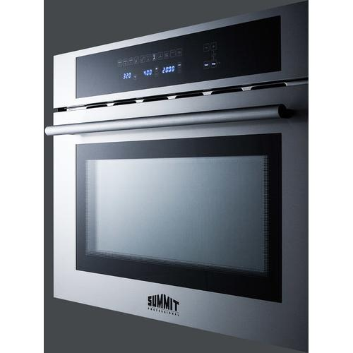 """Summit - 24"""" Wide Electric Speed Oven"""