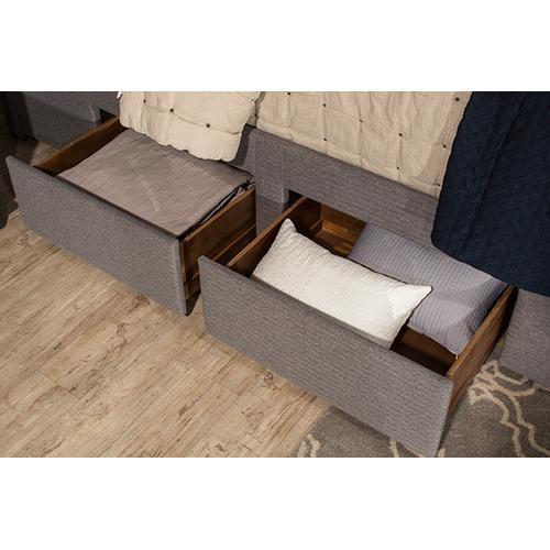 See Details - Kerstein 2 Side Storage Drawers