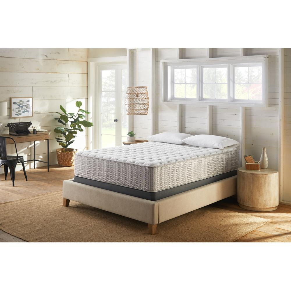 """See Details - American Bedding 14"""" Plush Tight Top Mattress, Queen"""