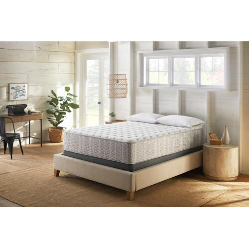 "American Bedding 14"" Plush Tight Top Mattress, Full"