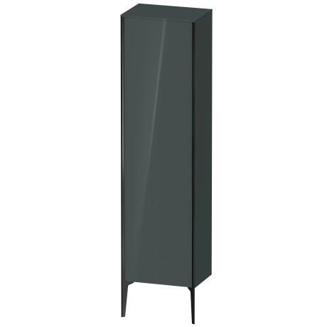 Product Image - Tall Cabinet Floorstanding, Dolomiti Gray High Gloss (lacquer)