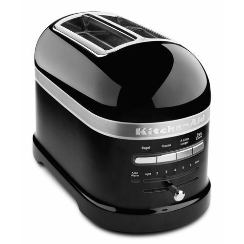 KitchenAid Canada - Pro Line® Series 2-Slice Automatic Toaster - Onyx Black