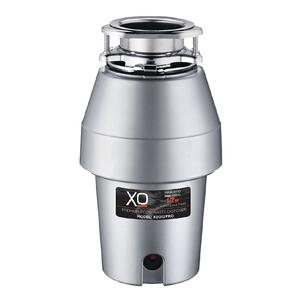 Xo Appliances1/2 HP Pro 3 Bolt Mount, Continuous Feed Disposal