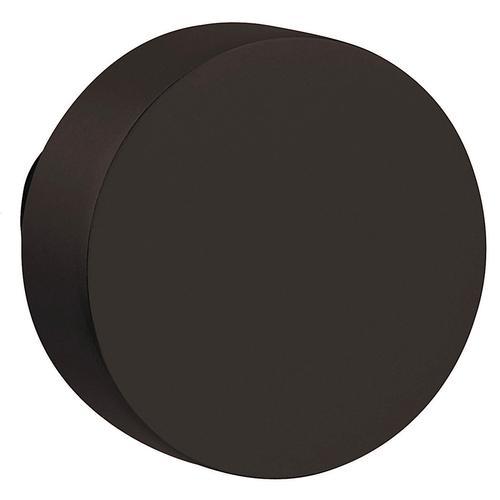 Baldwin - Oil-Rubbed Bronze 5055 Estate Knob