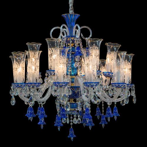 Winter Palace 18 Light Chandelier
