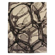 See Details - Eyes On The World Rug-Ivory/Black-9 x 12