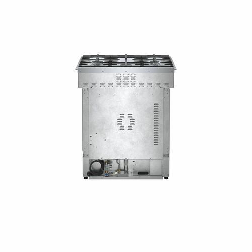Bosch - 800 Series Gas Slide-in Range 30'' Stainless Steel HGI8056UC