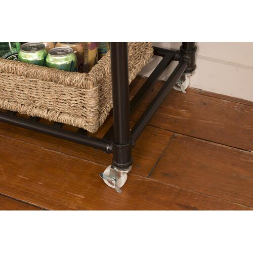 CLEARANCE Casselberry Kitchen Cart