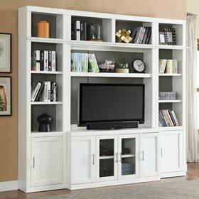 CATALINA 4 piece Space Saver Entertainment Wall