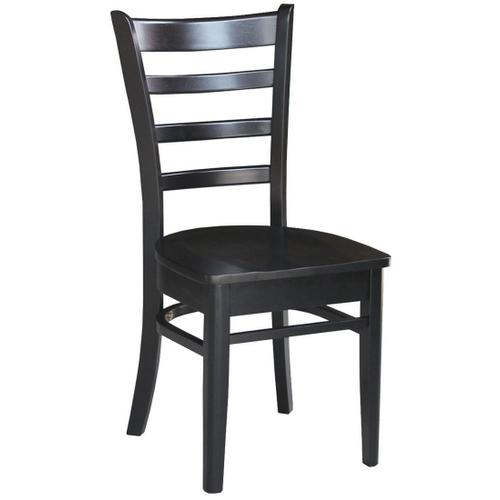 Emily Chair in Black