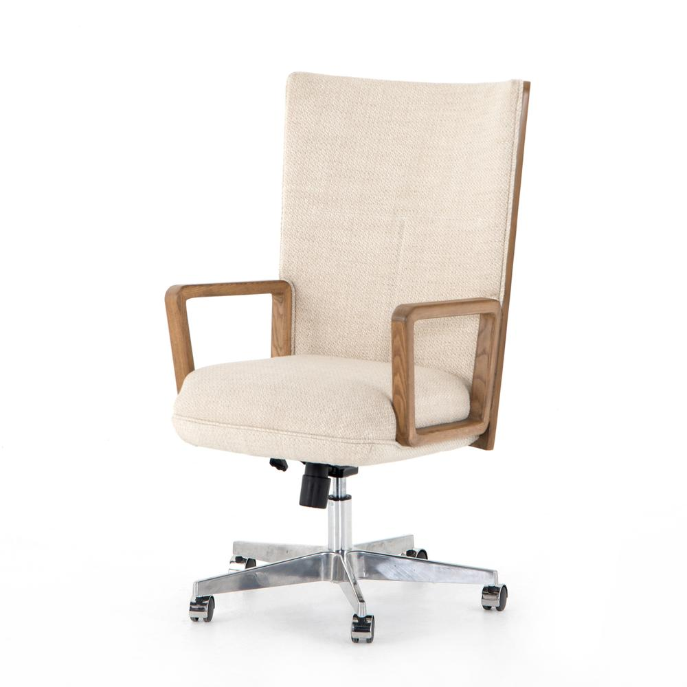 Irving Taupe Cover Cohen Desk Chair