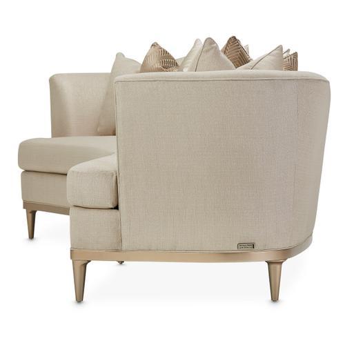 2-piece Sectional Sofa