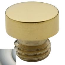 View Product - Satin Nickel with Lifetime Finish Button Finial