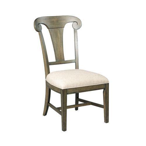 Greyson Fulton Splat Back Side Chair