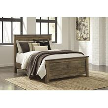 Trinell Queen Panel Bed Brown