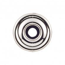 Brixton Backplate 1 3/8 Inch - Polished Nickel