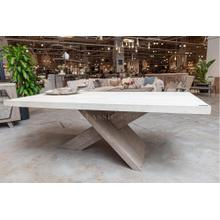 "84"" Dining Table"