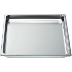 BoschUnperforated Steam Oven Baking Tray (Large) HEZ36D352 00664949